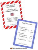Our National Government - Activities and Assessment Pack