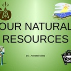 Our Renewable and Nonrenewable Natural Resources Powerpoint
