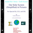 Our Solar System in Pictures for Special Ed., ELL and ESL