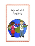 Our World and Me Social Studies Unit Part 1