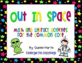 Out in Space Common Core Space Activities