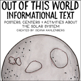 Out of this World Informational Text {Articles, Posters, C
