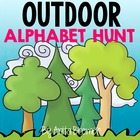 Outdoor Alphabet Hunt
