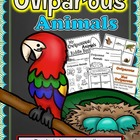 Oviparous Animals {Real pictures for sorting, recording sh