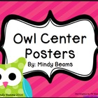 Owl Center Posters