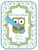 Owl Data Binder