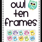 Owl Ten Frames