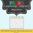 PAIRO Coordinate Graphing Game