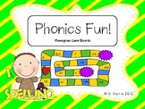 PHONICS FUN!  (phonograms)