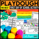 PLAYDOUGH IN THE CLASSROOM - Centers, Back to School Ideas