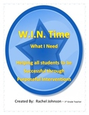 PLC's and Interventions that work in an Elementary Classroom