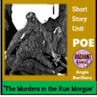 POE- THE PURLOINED LETTER & THE MURDERS OF THE RUE MORGUE