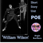 POE- WILLIAM WILSON WORKSHEETS