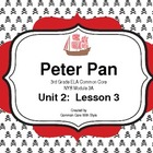 POWERPOINT LESSON Peter Pan, Module 3, UNIT 2,  Lesson 3 f