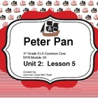 POWERPOINT LESSON, Peter Pan, Module 3a, Unit 2, Lesson 5