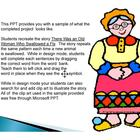 PPT Story Retelling of There Was an Old Woman Who Swallowed a Fly