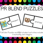PR Blend Puzzles ~ 15 Puzzles Plus Follow Up Activities