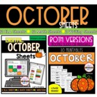 PRINT it & Teach! OCTOBER