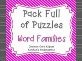 Pack Full of Puzzles - Word Families
