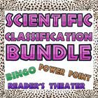 Package: Scientific classification (PowerPoints, bingos, r