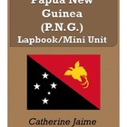 Papua New Guinea Lapbook/Mini Unit