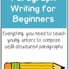 Paragraph Writing for Beginners
