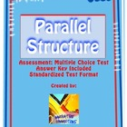 Parallel Structure Test and Key
