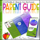 Back to School - Parent Guide Pamphlet