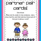 Partner Pair Cards