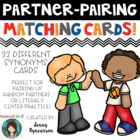 Partnership Slips Freebie! Mix Up Student Partners While P