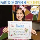 Parts of Speech Printable Posters