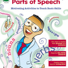 Parts of Speech for Grades 4-6:  Grammar Plus!