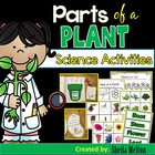Parts of a Plant {Real pictures for sorting, recording she