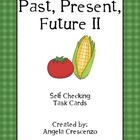Past, Present, and Future II Task Cards
