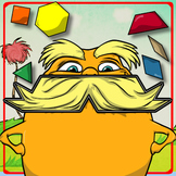 Pattern Block Puzzles - Dr. Seuss' The Lorax
