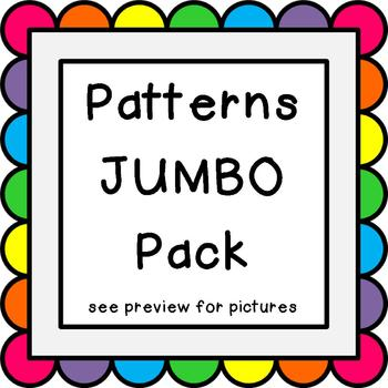 Patterns JUMBO Pack