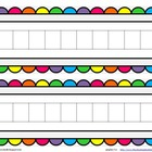 Patterning Work Mat {Freebie}