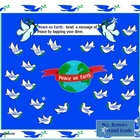 Peace on Earth Smartboard Attendance