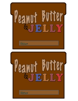 Peanut Butter and Jelly How To!