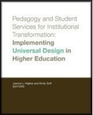 Pedagogy and Student Services for Institutional Transformation