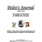 Pedro's Journal Interdisciplinary 3-4 Wk Middle School Unit