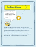 Pendulum Physics: A Week of Science for Elementary Students