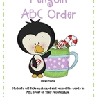 Penguin ABC Order