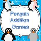 Penguin Addition Games