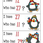 Penguin Cards 1-30