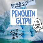 Penguin  Glyph {January Math Glyph}