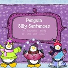 Penguin Silly Sentence Builder