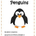 Penguin Unit: Literacy & Math Activities