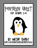 Penguin Unit: Reading, Writing, and Glyph