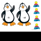 Penguin Word Family Game